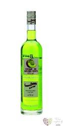"""Gabriel Boudier """" Creme de Melon Vert """" French liqueur 20% vol.    0.70 l"""