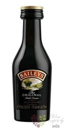 "Baileys "" Original "" Irish whiskey cream liqueur 17% vol.    0.05 l"