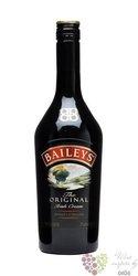 "Baileys "" Original "" Irish whiskey cream liqueur 17% vol.    0.50 l"