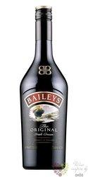 "Baileys "" Original "" Irish whiskey cream liqueur 17% vol.  0.70 l"