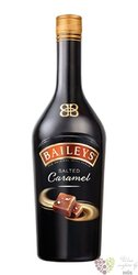 "Baileys "" Salted caramel "" flavored Irish whiskey cream liqueur 17% vol.  1.00 l"