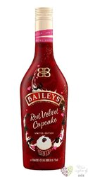 "Baileys "" Red Velvet Cupcake "" Irish whiskey cream liqueur 17% vol.  0.70 l"