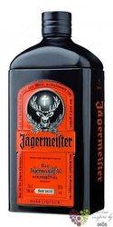 Jagermeister  tin box original German herbal liqueur 35% vol.   0.70 l