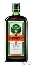 Jagermeister � Original � German herbal liqueur 35% vol.     0.04 l