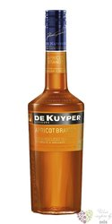 "de Kuyper "" Apricot brandy "" premium Dutch fruits liqueur 24% vol.   0.70 l"