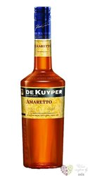 "de Kuyper "" Amaretto "" premium Dutch almonds liqueur 30% vol.  0.70 l"