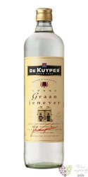 "de Kuyper "" Jonge "" Dutch Graan jenever 35% vol.  1.00 l"