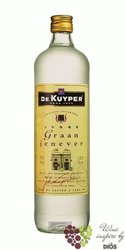 "de Kuyper "" Jonge "" Dutch Graan jenever 35% vol.  0.70 l"