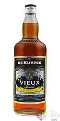 "de Kuyper "" Vieux "" Dutch wine brandy 35% vol.  1.00 l"