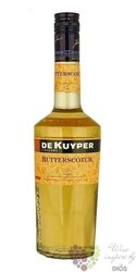 "de Kuyper "" Butterscotch "" premium Dutch liqueur 15% vol.  0.70 l"