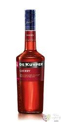 """De Kuyper """" Cherry liqueur """" premium Dutch fruits liqueur 24% vol.   0.70 l"""