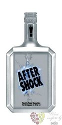 "After Shock "" Silver "" Canadian apple & energy liqueur 40% vol.    0.70 l"