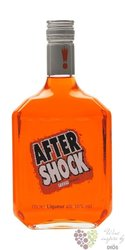 "After Shock "" Orange "" Canadian Fizzy Orange liqueur 30% vol.    0.70 l"