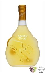 "Meukow "" VS Vanilla "" French Cognac liqueur 30% vol.   0.05 l"