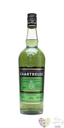 "Chartreuse "" Verte - green "" original French herbal liqueur 55% vol.  0.70 l"