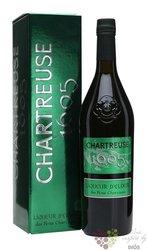 "Chartreuse "" 1605 liqueur d´Elixir des Peres Chartreux "" French herbal liqueur 56% vol.  0.70 l"