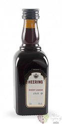 Heering original Danish cherry liqueur 24% vol.    0.05 l