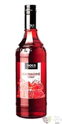 "Bols "" Grenadine "" premium Dutch flavoured fruits syrup 00% vol.   0.70 l"