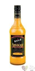 """Bols """" Advocaat original """" premium Dutch egg liqueur 15% vol.  1.00 l"""