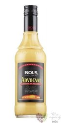 "Bols "" Advocaat original "" premium Dutch egg liqueur 15% vol.  0.50 l"