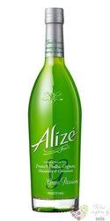 "Alize "" Green Passion "" French tropical fruits liqueur 16% vol.    0.70 l"