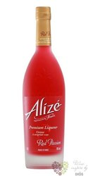 "Alize "" Red Passion "" French cranberry & cognac liqueur 16% vol.    0.70 l"