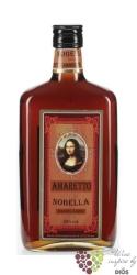 "Amaretto "" Nobella "" original Italian almond liqueur 20% vol.  0.70 l"