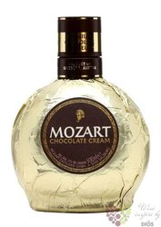 "Mozart "" Gold "" original Austrian chocolate cream liqueur 17% vol.  1.00 l"