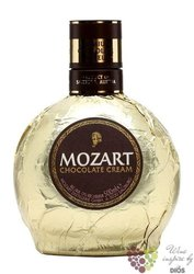 "Mozart "" Gold "" original Austrian chocolate cream liqueur 17% vol.  0.50 l"