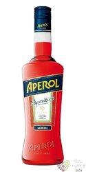 Aperol aperitivo Italian bitter liqueur by Barbieri 11% vol.  1.00 l