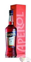 Aperol aperitivo Italian bitter liqueur by Barbieri 11% vol.  3.00 l