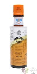 "Angostura "" Orange bitters "" original bartenders concentrate Trinidad & Tobago 28% vol.  0.10 l"