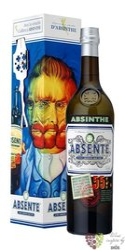 Absente aux Plantes d´Absinthe French absinth 55% vol.   0.70 l