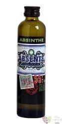 Absente aux Plantes d´Absinthe french absinth 55% vol.  0.10 l