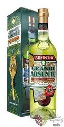Grande Absente Aux Plantes d´Absinthe gift box 69% vol.  0.70 l