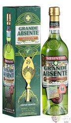 Grande Absente Aux Plantes d´Absinthe spoon pack 69% vol.  0.70 l