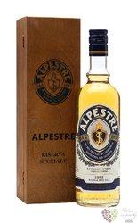 """Alpestre 1983 """" Special riserva """" Italian herbal liqueur 49.5% vol.   0.70 l"""