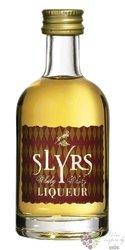 Slyrs Bavarian single malt whisky liqueur 30% vol.    0.05 l