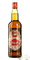 Hutchison´s Ginger wine 13.5% vol.  0.70 l