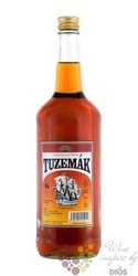 "Shaker "" Curacao blue "" Moravian liqueur by Metelka 17% vol.    0.50 l"