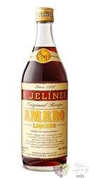 Amaro herbal liqueur Rudolf Jelínek 30% vol.  0.70 l