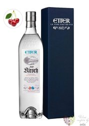 "Hans Etter "" Kirsch "" Swiss fruits brandy 41% vol. 0.70 l"