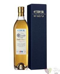 """Hans Etter les vieilles barriques """" Kirsch """" Swiss fruits brandy 40% vol.    0.70 l"""