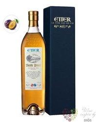 """Hans Etter les vieilles barriques"""" Pfumli """" Swiss fruits brandy 41% vol. 0.70 l"""
