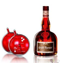 """Grand Marnier """" Cordon Rouge de Bubble """" limited edition premium French liqueur40% vol.   0.70 l"""