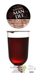 Hustopečská kávová mandle moravian almond liqueur 25% vol.  0.04 l