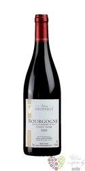 Bourgogne Pinot noir Aoc 2011 domaine Alain Geoffroy     0.75 l