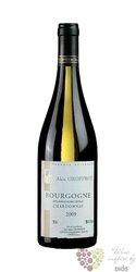 Bourgogne Chardonnay Aoc 2018 domaine Alain Geoffroy  0.75 l