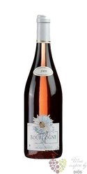 Bourgogne Pinot noir rosé Aoc 2012 domaine Alain Geoffroy    0.75 l
