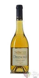 Tokaji Aszú 5 Puttonyos 2001 Hungary Tokaji by Disznoko winery    0.50 l